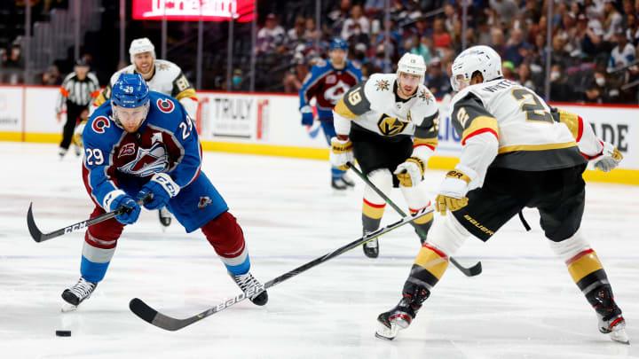 Vegas Golden Knights v Colorado Avalanche - Game Five