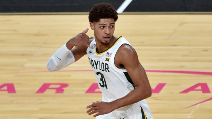 Baylor vs Washington spread, line, odds, over/under and prediction for NCAA matchup.