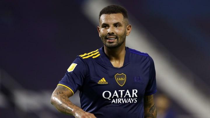 Velez Sarsfield v Boca Juniors - Copa De La Liga Profesional 2021 - Cardona le faltó el respeto a Boca.