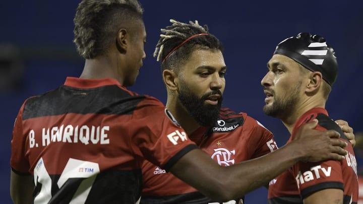 """Com destaque para Flamengo e Atlético-MG, veja o """"XI ideal"""" dos jogos de ida das oitavas de final da Copa do Brasil."""