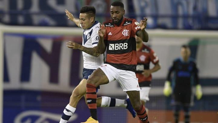 Gerson régale dans l'entrejeu de Flamengo depuis plusieurs saisons maintenant.