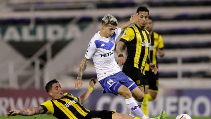 Cristian Rodríguez, Lucas Orellano