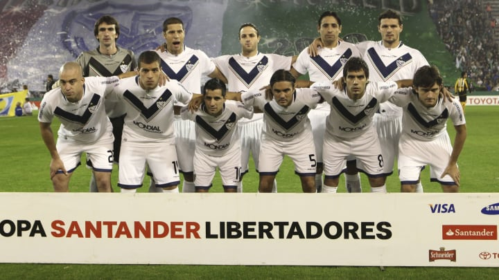 Velez en la Libertadores 2011