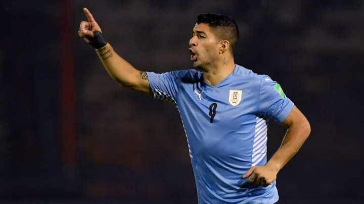 Luis Suárez Copa América