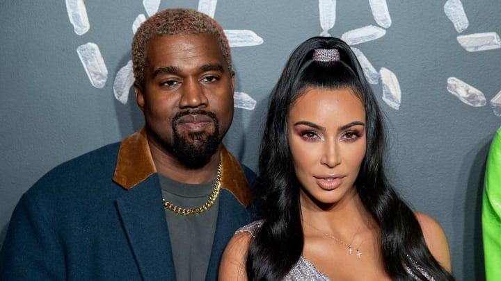 Kanye West y Kim Kardashian están en pleno proceso de divorcio
