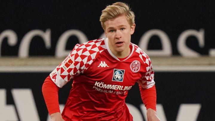 Spielt Burkardt seine letzte Saison für Mainz?