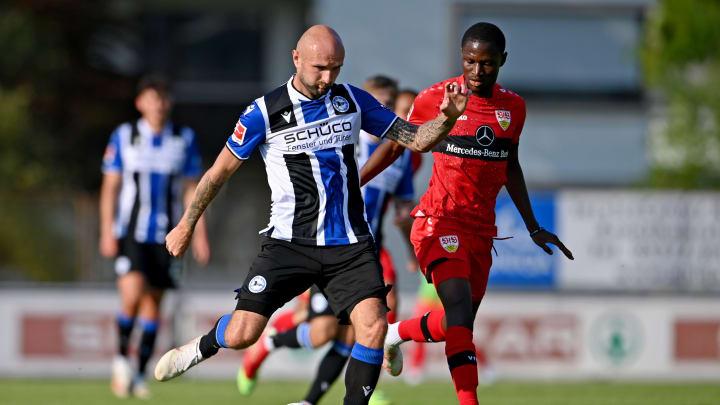Nächster Ausfall in VfB-Offensive: Momo Cissé muss lange pausieren