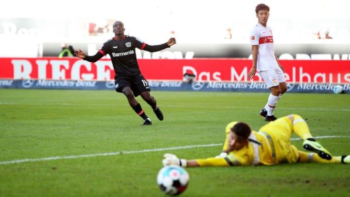 Moussa Diaby, Gregor Kobel