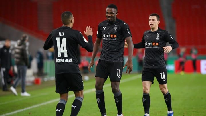 Die Borussia kann von der Formstärke ihrer Offensive profitieren