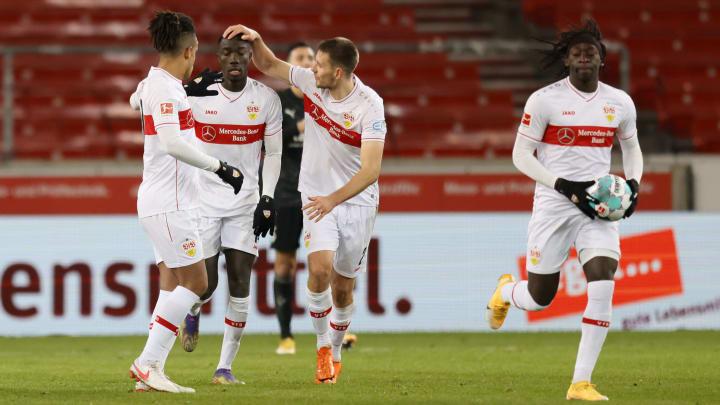 Stuttgart hat die Marke von 3000 Ligatreffern überschritten