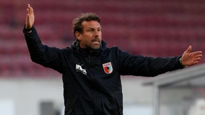 Markus Weinzierl ist neuer Trainer beim FC Augsburg