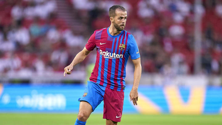 Miralem Pjanic is about to re-join Juventus from Barcelona