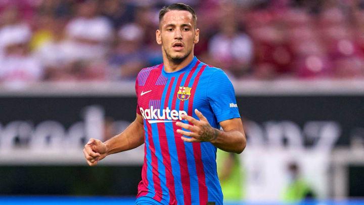 Rey Manaj, FC Barcelona