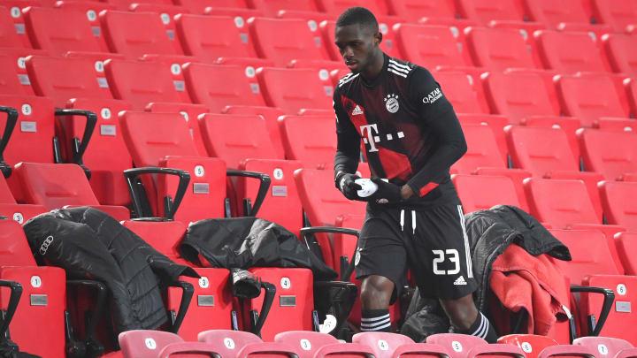 Nach überstandener Oberschenkelverletzung ist Tanguy Nianzou beim FC Bayern direkt gefordert