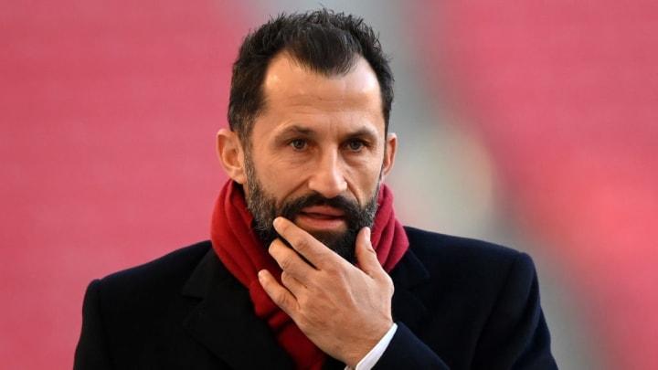 Salihamidzic weiß die Unterstützung des Klubs hinter sich