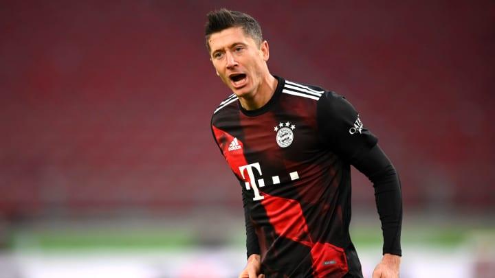 Der wichtigste Torjäger und einer der absoluten Dauerbrenner des FC Bayern: Robert Lewandowski