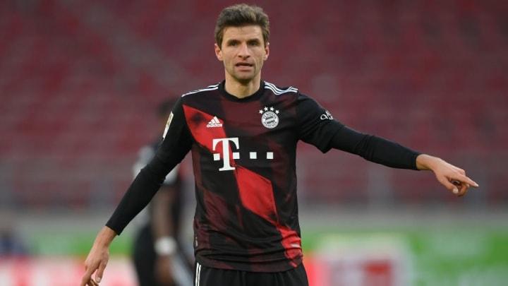 Thomas Müller kann immer spielen - vor allem, seit er nicht mehr bei der Nationalmannschaft ist