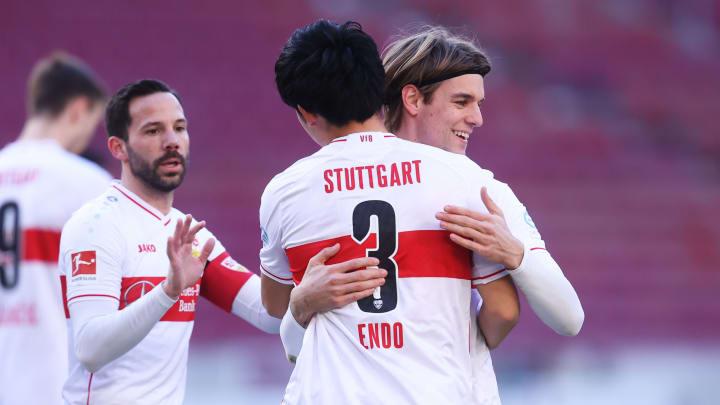 Die Stuttgarter müssen in Frankfurt antreten