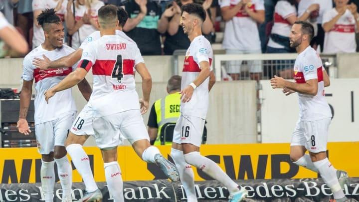 Stuttgart holte gegen Hannover ein Unentschieden