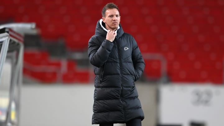 Tottenham will target Julian Nagelsmann at the end of the season