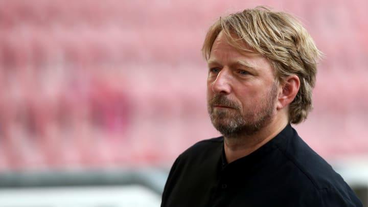 Bis 2021 der Sportdirektor des VfB Stuttgart: Sven Mislintat