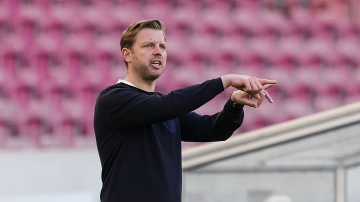Erwartet am Sonntagnachmittag sehr starke Dortmunder: Florian Kohfeldt