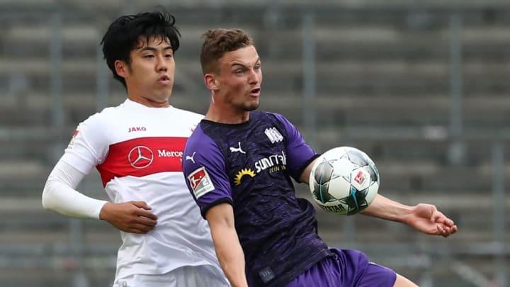 Defensiv-Allrounder mit Torriecher - Moritz Heyer (re.)