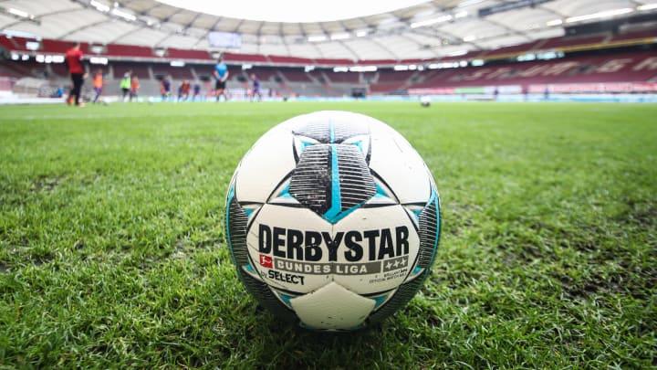 Derbystar hat den neuen Bundesliga-Spielball für 20/21 vorgestellt