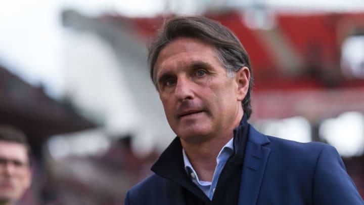 Zeigt angeblich Interesse an Sven Ulreich: Hertha-Coach Bruno Labbadia