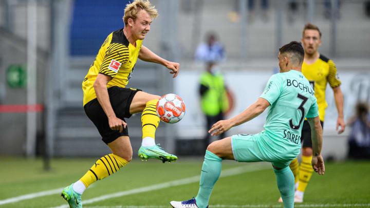 Der BVB testet gegen Bochum.