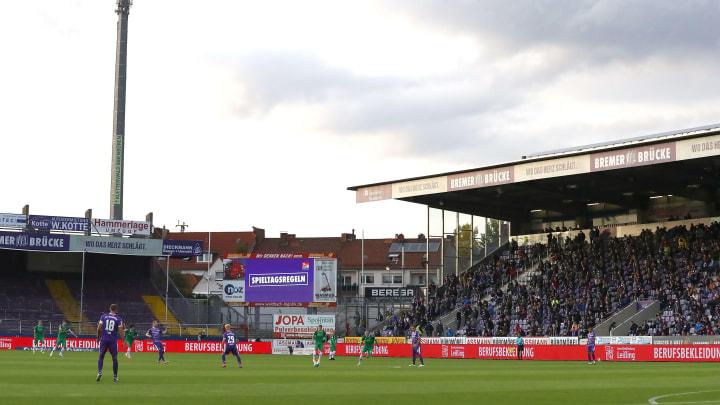 VfL Osnabrück v Hannover 96 - Second Bundesliga