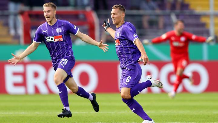 VfL Osnabrück v Werder Bremen - DFB Cup: First Round