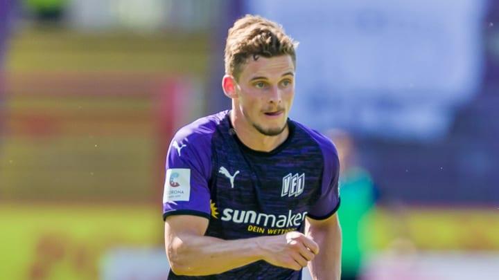 läuft bald womöglich für den HSV auf - Moritz Heyer