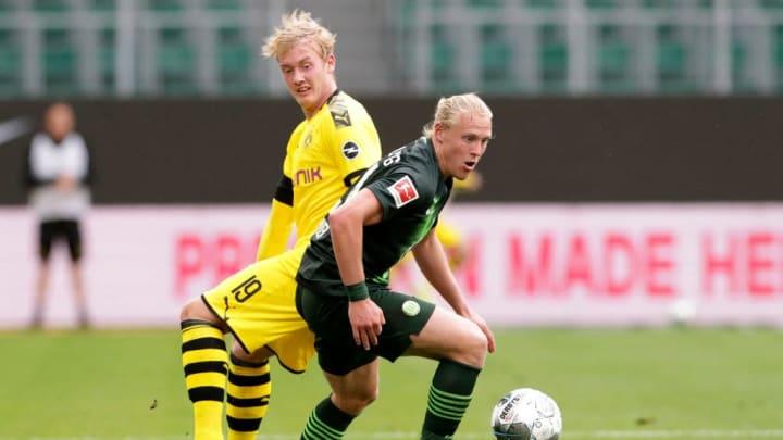 Xaver Schlager, Julian Brandt