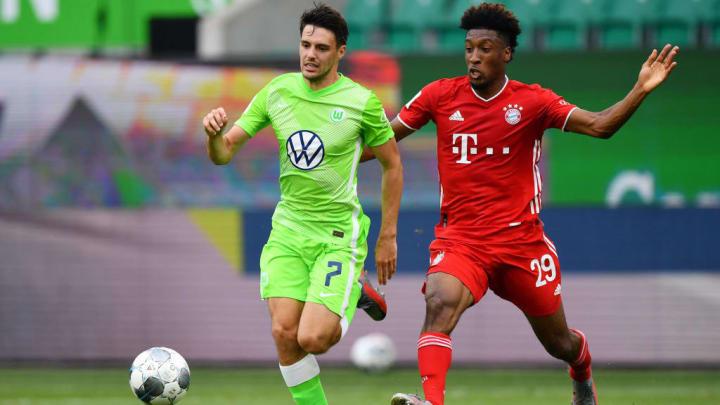 Brekalo was central to the Wolfsburg attack
