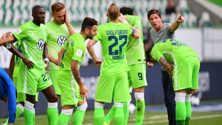 A tough afternoon for the Wolfsburg side who missed out Europa League qualification