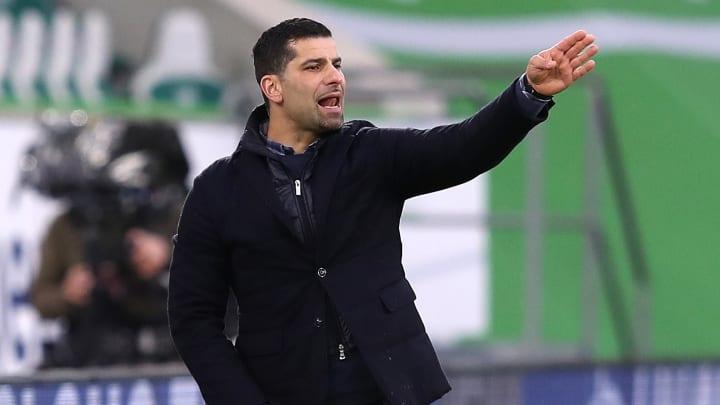 Dimitrios Grammozis möchte die Saison mit Anstand und guten Leistungen beenden