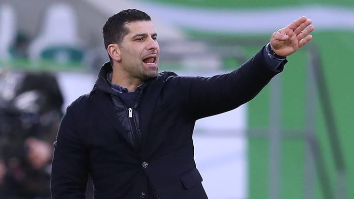 Dimitrios Grammozis begleitet die S04-Abschiedstournee aus der Bundesliga