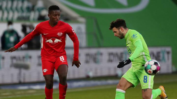 Leipzig trifft im Pokal auf Wolfsburg