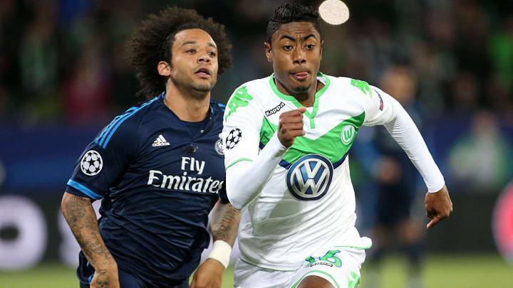 Marcelo, Bruno Henrique Bundesliga Wolfsburg Flamengo