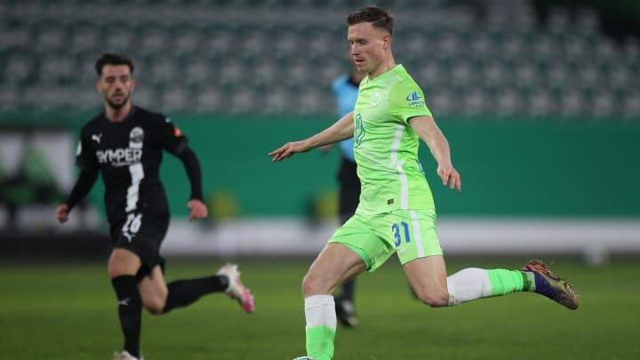 Yannick Gerhardt spielte beim VfL bereits unter Bruno Labbadia