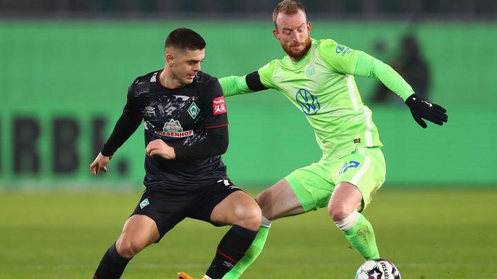 Pure Unterhaltung: Wolfsburg besiegt Werder nach einem spannenden Schlagabtausch