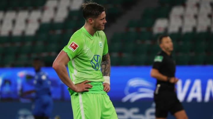 Die einzige Konstante in der Offensive des VfL Wolfsburg: Top-Torschütze Wout Weghorst