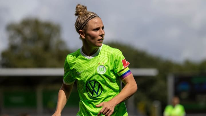 Svenja Huth Wolfsburg Champions League