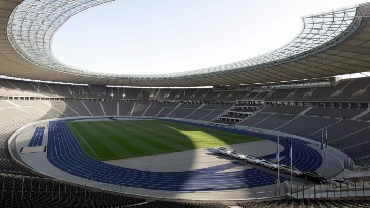 View of Berlin's Olympic Stadium 09 Nove