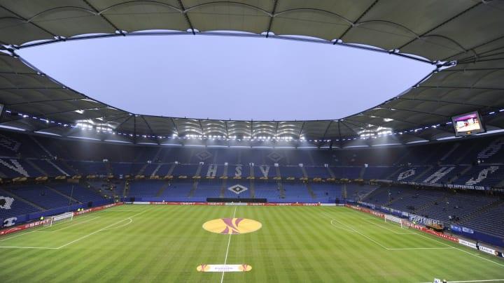 Hier würde der DFB gerne dreimal trainieren lassen: Volksparkstadion
