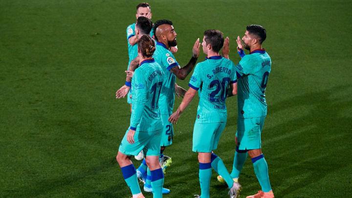 Das 4:1 gegen Villareal war der einzige Lichtblick eines schwachen Re-Starts