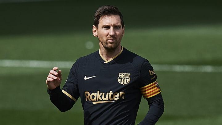 Lionel Messi macht dem FC Barcelona Hoffnung