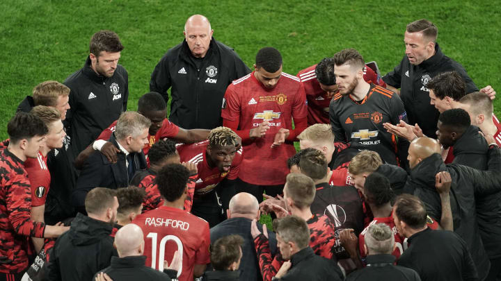 Man Utd ended up having a mixed season in 2020/21