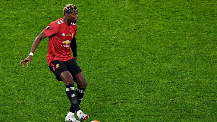 Paul Pogba has been linked with a move to Paris Saint-Germain